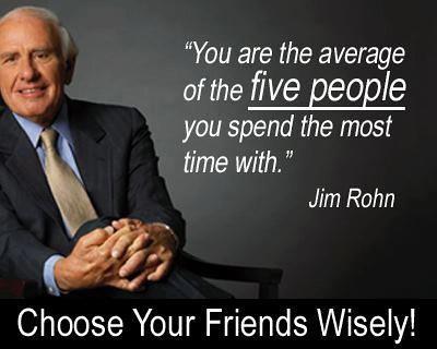 Citations De Jim Rohn Power of Association - Financial Edu… | Flickr