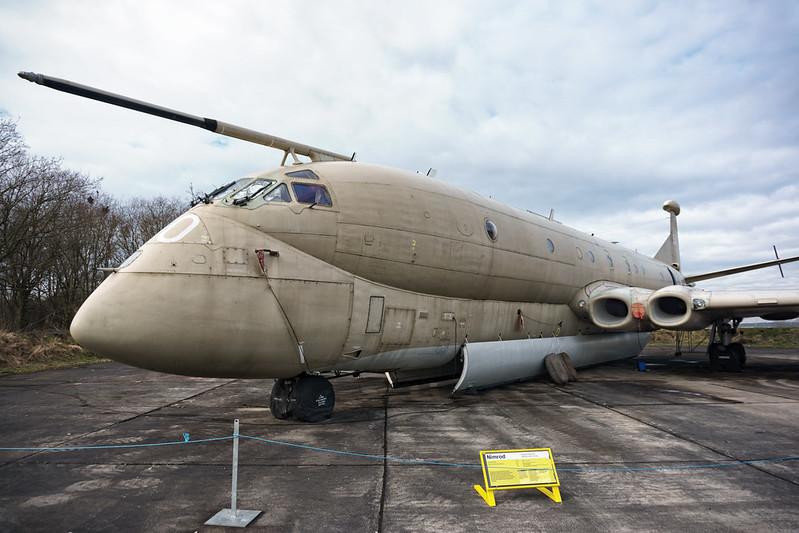Nimrod MR2 Yorkshire Air Museum