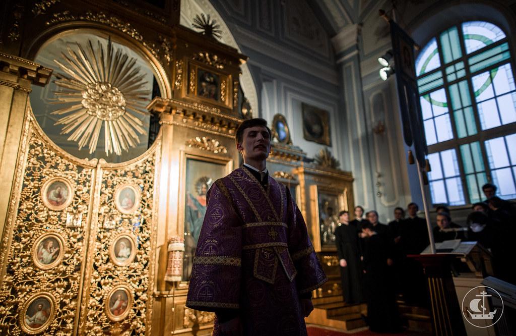 10-11 марта 2018, Неделя 3-я Великого поста, Крестопоклонная / 10-11 March 2018, Third Sunday of Great Lent. Adoration of the Holy Cross