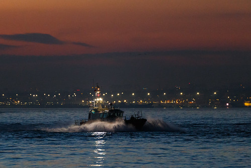 Evening Return of the Pilot Boat | by aksoykaan1
