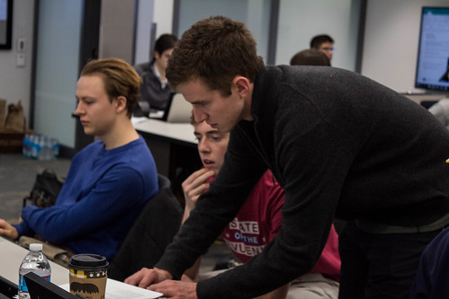 Students Learn Financial Modeling // News // Notre Dame Institute