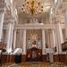 Christ Church Spitalfields: towards alter