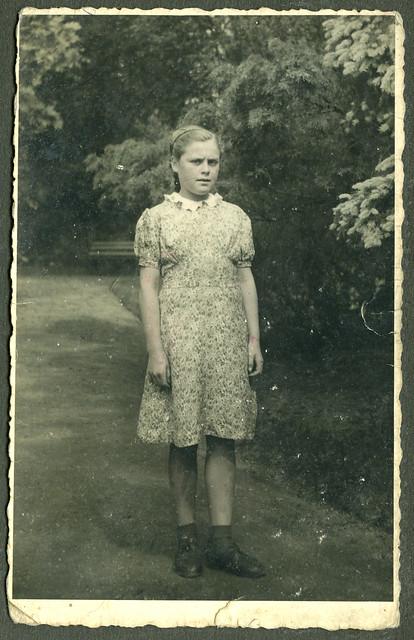 Archiv Thür004 Mädchen, 1920er