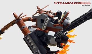 SteamRazor666 12 Wings Geometry Bar 02 | by kocurvelox