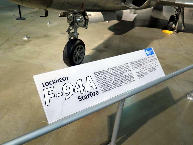 Lockheed F-94A Starfire 2