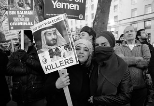 Do not Welcome the Killer Mohammad bin Salman. | by alisdare1