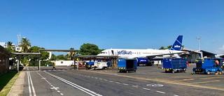 Rafael Núñez International Airport