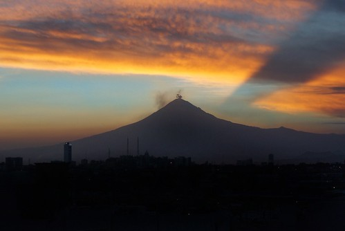 View from Puebla.