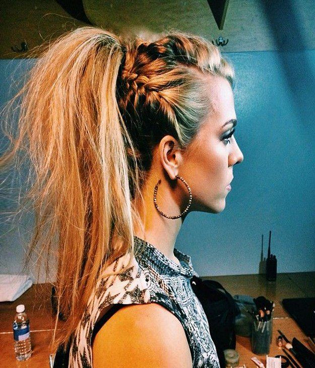 Hairstyles For Short Hair Ponytail Is Every Woman 39 S