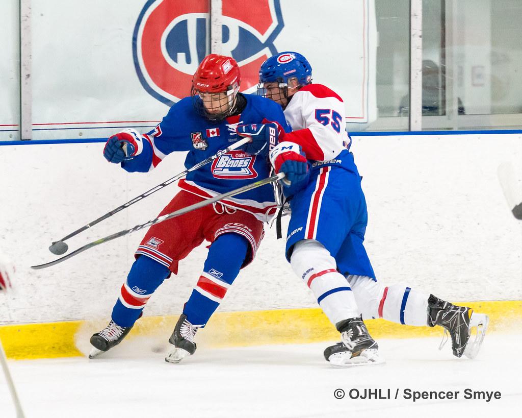 Ontario Junior Hockey League Post Season First Round Gam Flickr