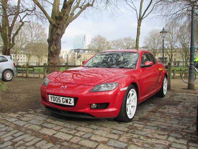 Mazda RX8 YD05GWZ