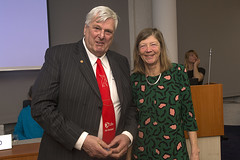Vrijwilligersprijs - Zilveren Schakel 2018