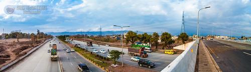 bekarphotography constraction dhokekalakhan highway islamabadexpresshighway zhkbluerosephotography panarama panorama outside road bus cars buses beautiful islamabad rawalpindi rawalpindiislamabad islamabadcapitalterritory pakistan pk lightroompanorama
