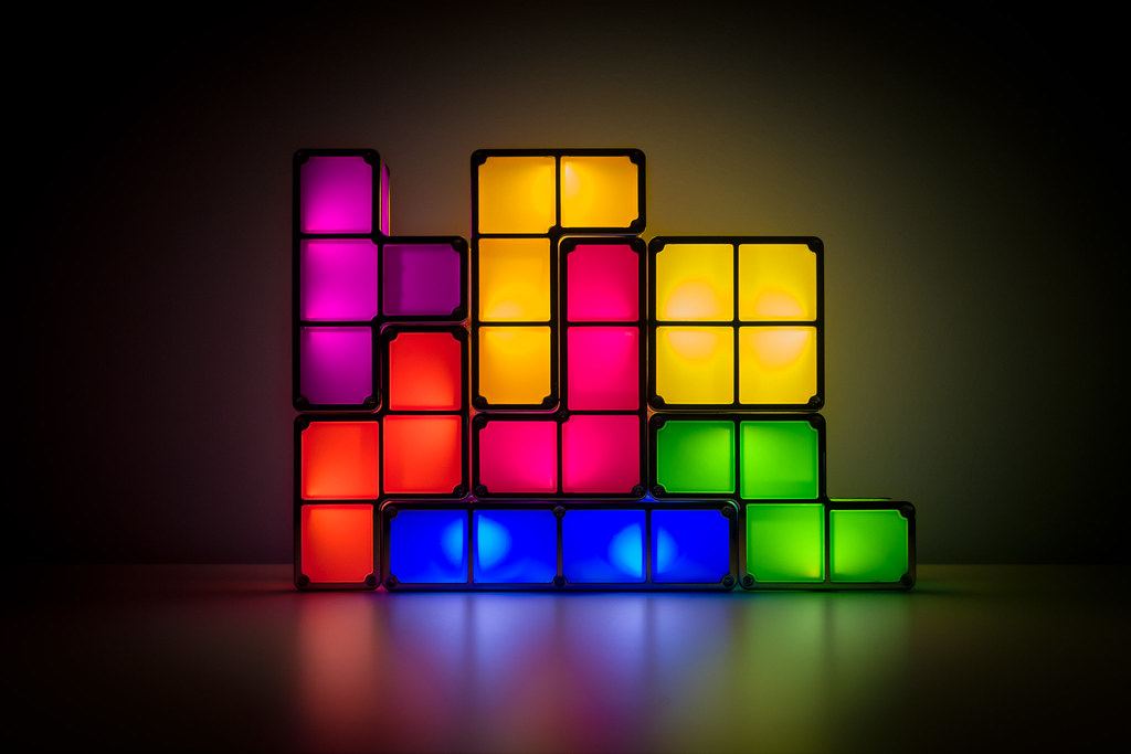 Live like Tetris [day 85] | Sometimes life seems like Tetris… | Flickr
