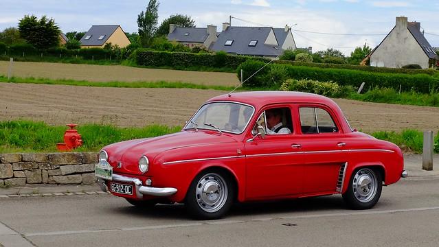 Renault dauphine 1960's