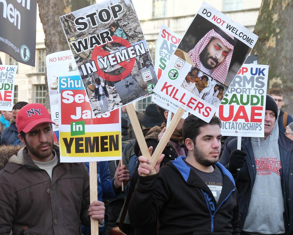 Stop the War in Yemen !