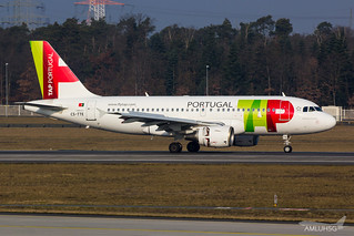 TAP Portugal - A319 - CS-TTE (2) | by amluhfivegolf