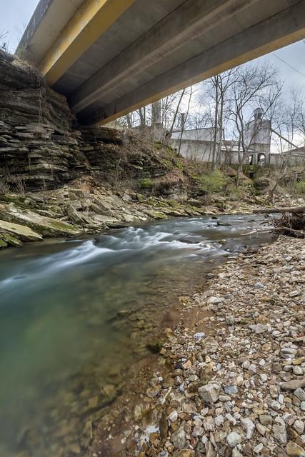 Sink Creek, Dekalb County, Tennessee 2