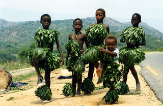 Swazi kids | by TheLizardQueen