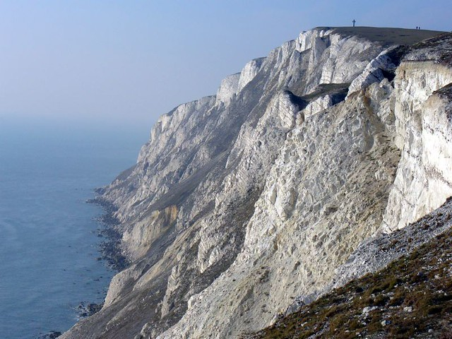 The Cliffs at Freshwater, Isle of Wight