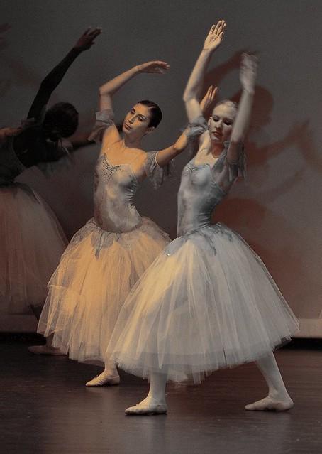 Sarah Ballet Recital0135a Sepia affect1