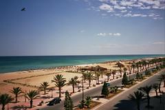 Playa de Yasmine Hammamet (Túnez) | by Samuel Negredo