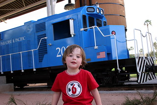 Blue Train Noah | by likelegos