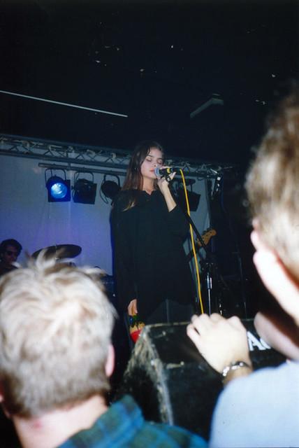 Hope Sandoval, Mazzy Star