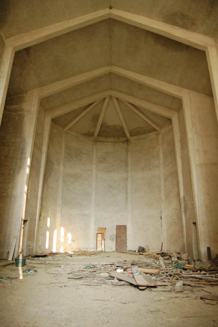Brusaschetto - interno chiesa
