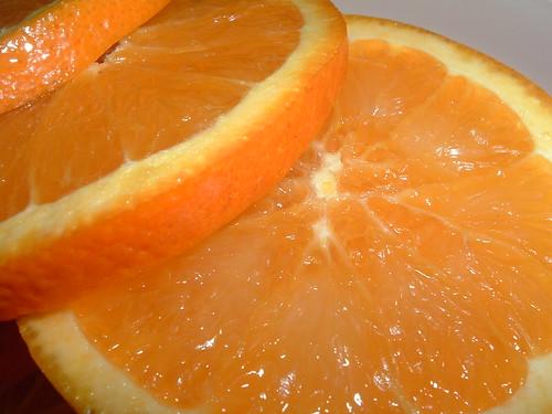 Orange, Sliced   by bcmom