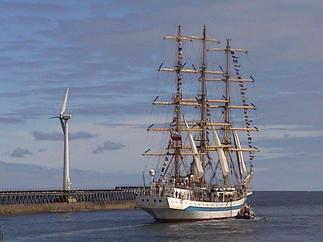 'The Mir' - Tall Ships Race Blyth 2005