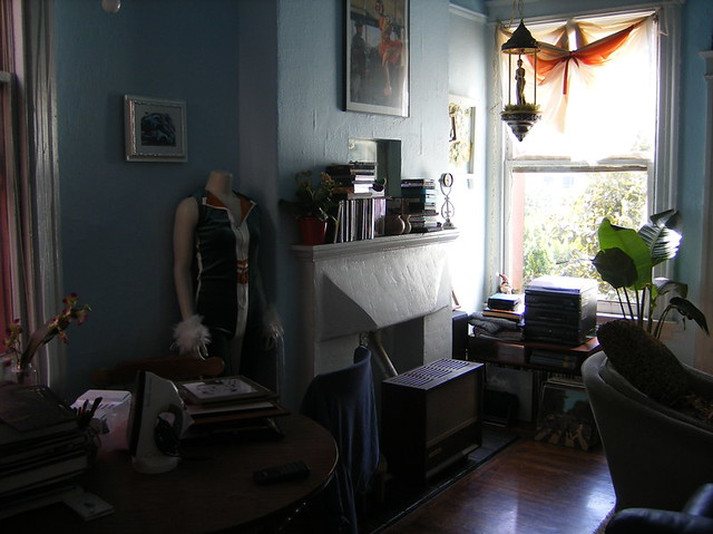 My Living Room - and Mannequin