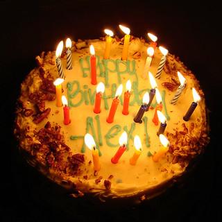 Happy birthday, Alex! | by kendiala