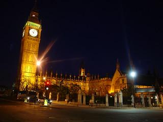 Big Ben night   by Javier D.