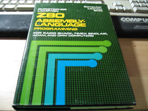 Z80 Assembly Language | by mrbill