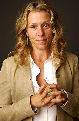 Frances McDormand | nope didn't take this one either :) | Hilary Dotson |  Flickr