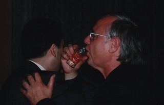 Kakha and dad