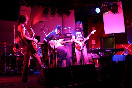 Holy Motor gig at the Corner | by Rachel Tropea