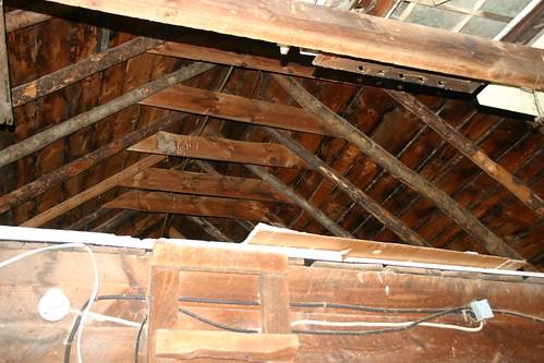 loft post beam