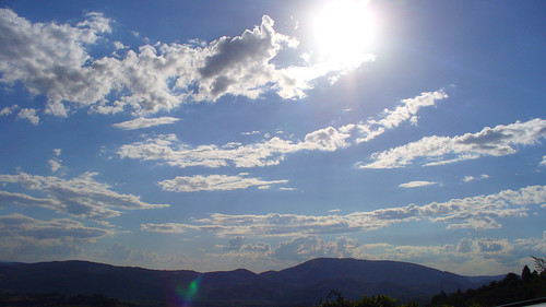 Gubbio's sky by CiuPix