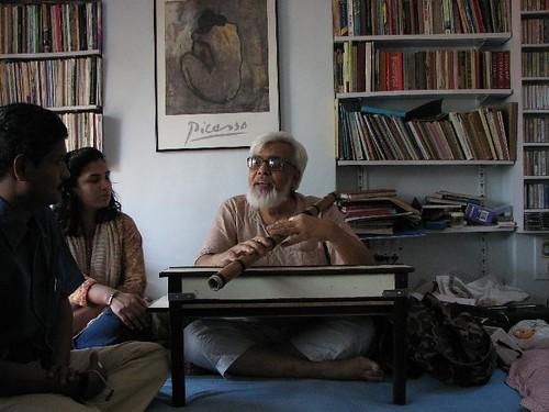 Anil Awachat & flute