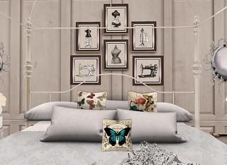 4 Seasons: Parisian Springtime | by Hidden Gems in Second Life (Interior Designer)