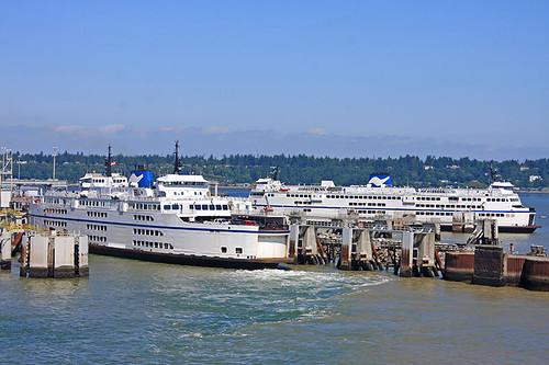 Tsawwassen Ferry Terminal, Greater Vancouver, British Columbia, Canada