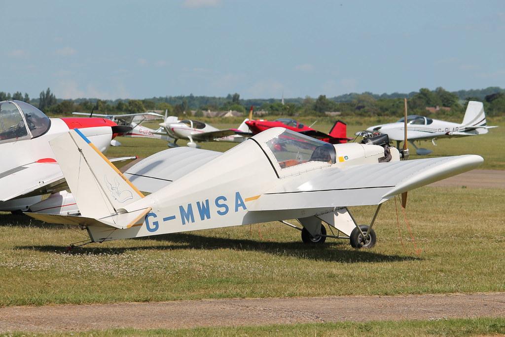G-MWSA Team Minimax | Team Minimax G-MWSA at Duxford 7 6 15 | Robert
