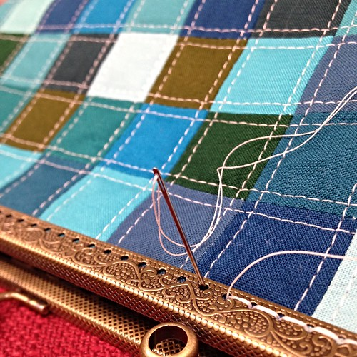 West Virginia Patchwork Purse | by Sarah.WV