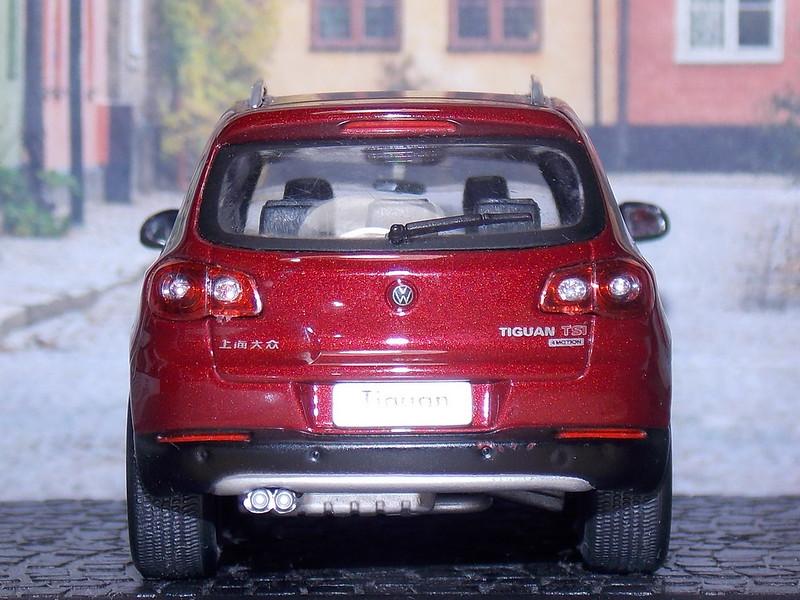 VW Tiguan TFSi – 2007