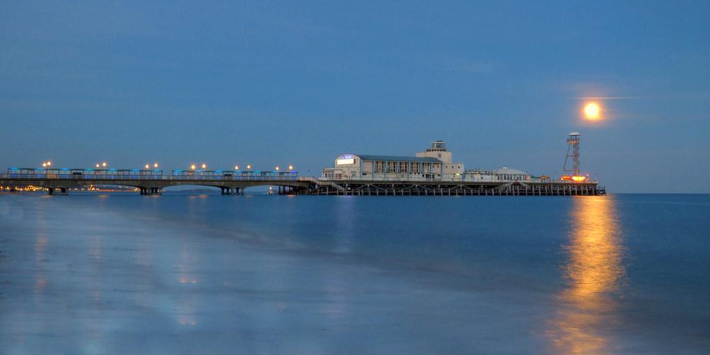 Bournemouth pier. Explored.