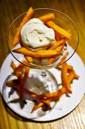 Sweet Potato Chips   by J2Kfm