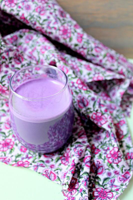 Purple Yam Milkshake -edit