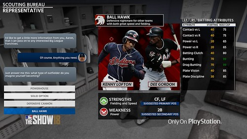 CRE0675 MLB 18 Athlete Production RTTS Progression Still 1080 004 GF | by PlayStation Europe